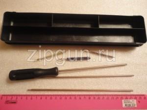 Набор дч 4,5 мм. плс.фут.(метплс шомпол)
