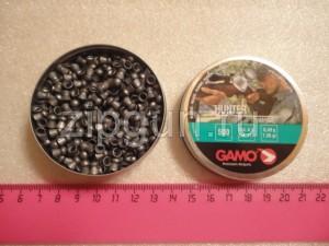 Пульки Gamo Hunter (500 шт.) 0,51гр.