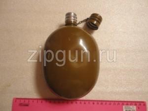 Фляга армейская 0,75 л с чехлом