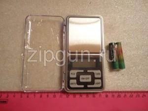 Весы электрон. Pocket Scale  МН-2-100 (0,01гр100гр)