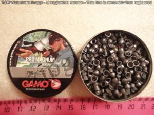Пульки Gamo Pro-Magnum (250 шт.) 0,51гр.