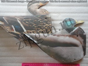 Флюгер утка