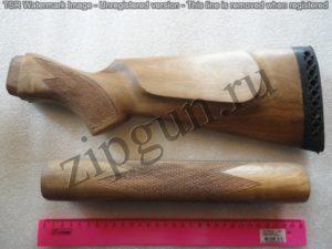 МЦ 21-12 Приклад + цевье орех