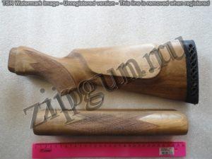 МЦ 21-12 Приклад + цевье орех.