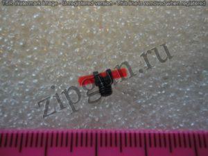 Прицельная мушка Advance Group 412 мм, резьба 3 мм. КРАСНАЯ (универсальная)(600.0027).