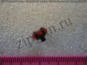 Прицельная мушка Advance Group 49 мм, резьба 3 мм. КРАСНАЯ (универсальная)(600.0001).