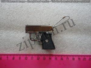 Брелок-сувенир Пистолет(ЛЦУ,Фонарик) (1)