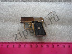 Брелок-сувенир Пистолет(ЛЦУ,Фонарик) (2)