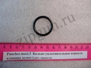 Кольцо уплотнительное корпуса клапана заднее Puncher.maxi3 (1)
