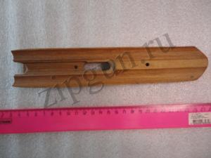 ИЖ-26 54 Цевье бук округлый шарнир (1)